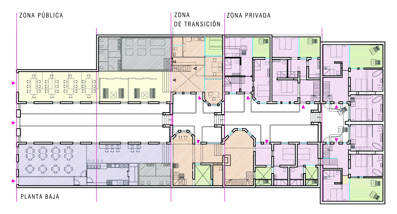 Arquitectura rehabilitaci n hotel boutique en bogot for Arquitectura de hoteles