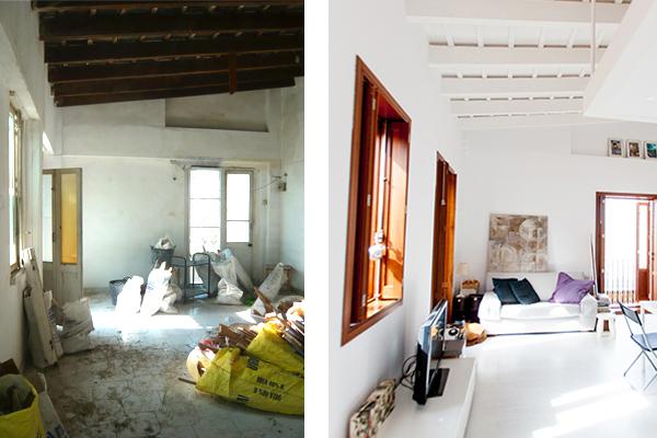 Casas antiguas reformadas perfect casas antiguas for Reformas de casas viejas